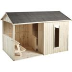 Cabane en bois pour enfant JAZZ