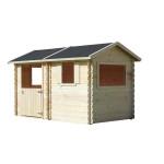 Cabane en bois pour enfant COLINE
