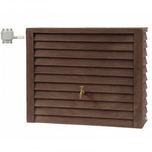 Kit cuve Woody 350 L bois foncé